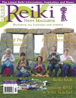 Reiki Magazine Fall 2012
