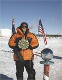 South Pole Grid