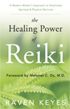 Healing Power Reiki Cover