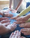 Reiki Share Hands