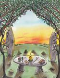 Creating a Reiki Healing Altar
