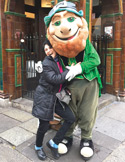 Reiki, Ireland, Leprechauns and Magic!