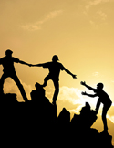 Healing is a Team Effort