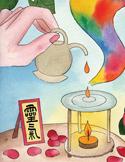 Reiki and Essential Oils