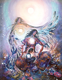 Holy Fire Reiki and Shamanism