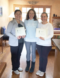 Teaching My First Reiki Class
