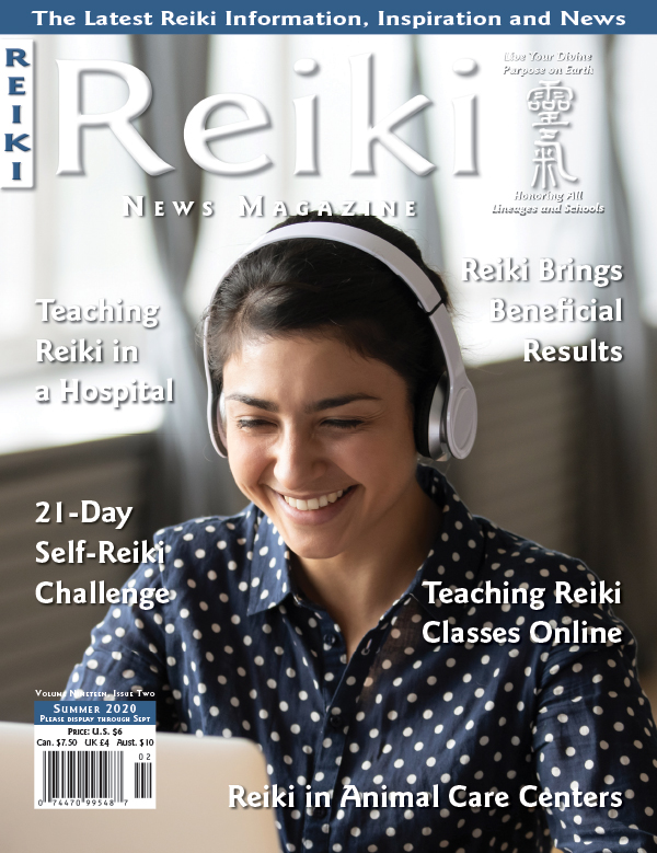 Reiki News Summer 2020