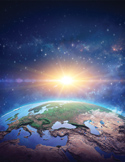 Earth, the First Heaven—Part One