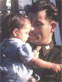 Daddy and Mari