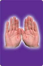 Healing Hands Cards