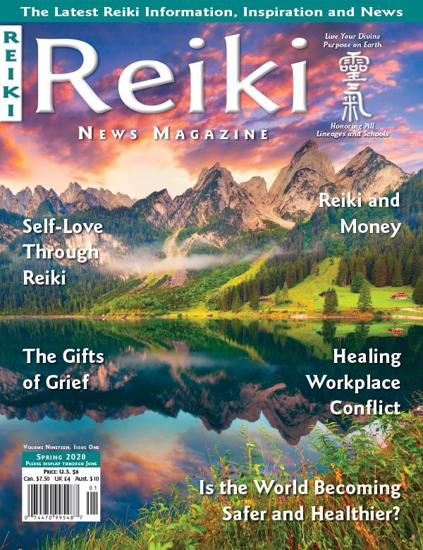 Reiki News Magazine Winter 2019