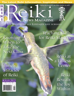 Reiki Magazine Winter 2011