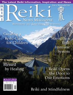 Reiki Magazine Winter 2014