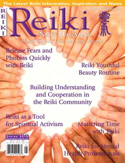 Reiki Magazine Spring 2015