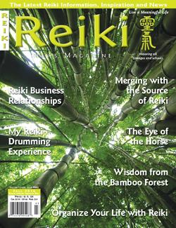 Reiki News Magazine Fall 2016