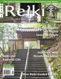 Reiki News Magazine Spring 2017