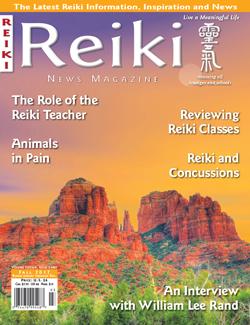 Reiki News Magazine Fall 2017