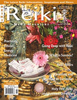Reiki News Magazine Summer 2019