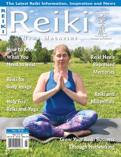 Reiki News Magazine Fall 2019