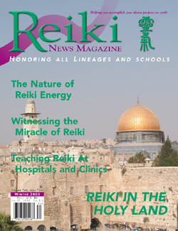 Reiki News Winter 2003