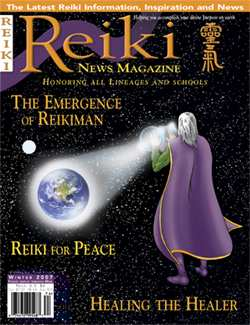 Reiki Magazine Winter 2007