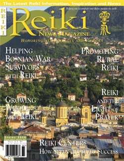 Reiki Magazine Spring 2008