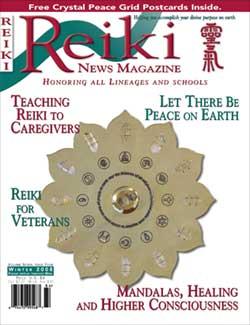 Reiki Magazine Winter 2008