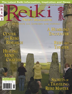 Reiki Magazine Winter 2009