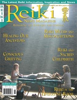 Reiki Magazine Summer 2010