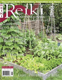 Reiki Magazine Spring 2011