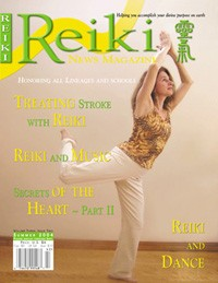 Reiki Magazine Summer 2004