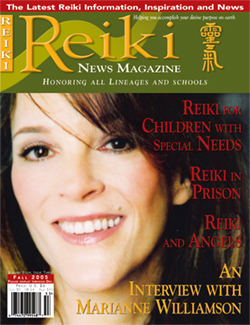 Reiki Magazine Fall 2005
