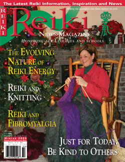 Reiki Magazine Winter 2005