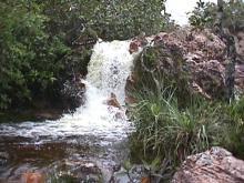 Agua Fria Falls