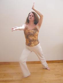 Reiki and Dance