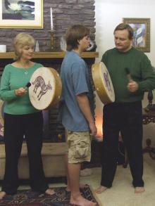 Reiki Drumming