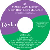 CD: Audio Reiki News Magazine