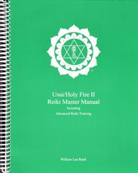Usui/Holy Fire II Art/Master Manual