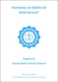 Registered Karuna Reiki® Master - French Translation