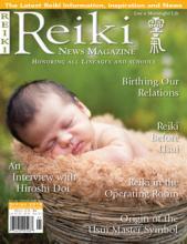 Reiki Magazine Spring 2014