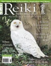 Reiki Magazine Summer 2014