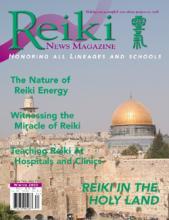 Reiki News Winter 2003