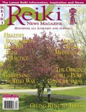 Reiki Magazine Summer 2008