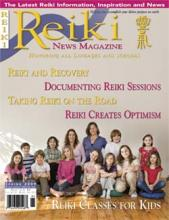 Reiki Magazine Spring 2009