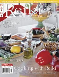 Reiki Magazine Summer 2011