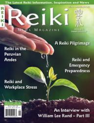Reiki News Magazine Spring 2018