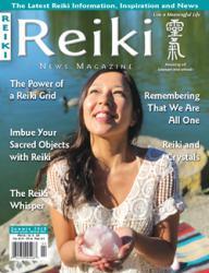 Reiki News Magazine Summer 2018