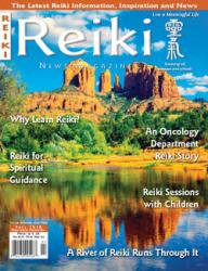 Reiki News Magazine Fall 2018