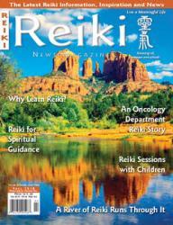 Reiki News Magazine Fall 2018