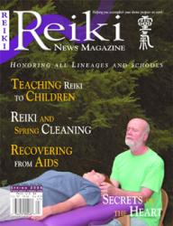 Reiki Magazine Spring 2004